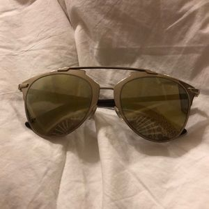 Gently used dior reflected sunglasses!